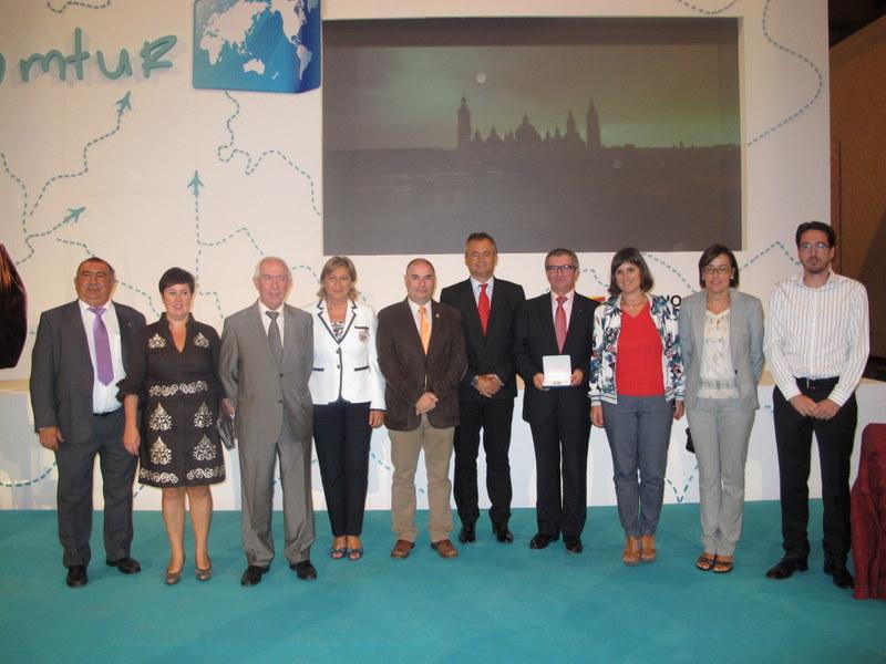 Medalla al Mérito Turístico de Aragón