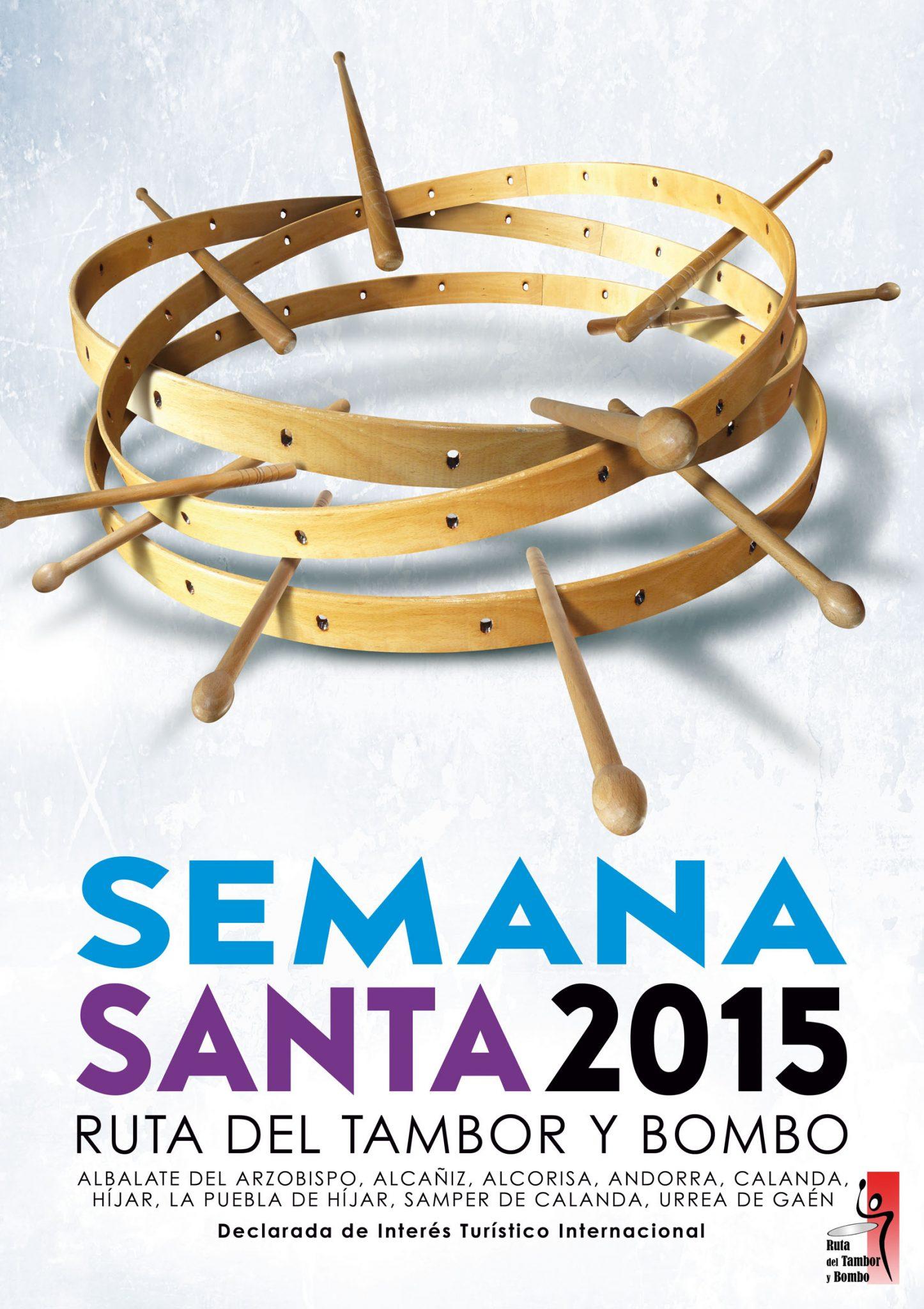 Ganador del Concurso de Cartel de la Semana Santa 2015