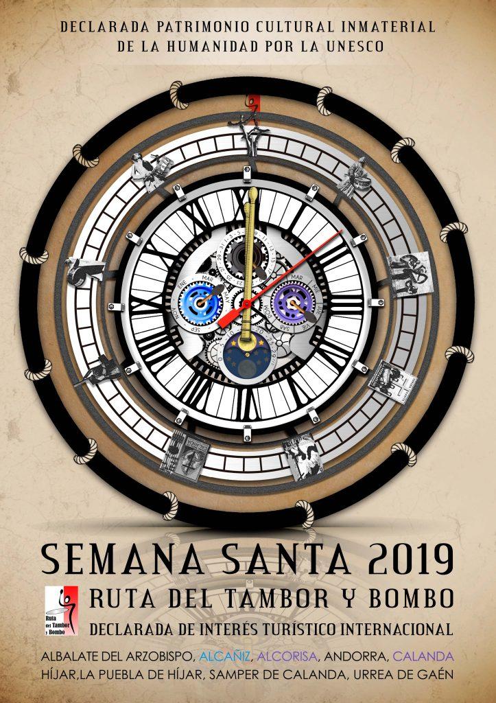 Ganador del Concurso Cartel de Semana Santa 2019